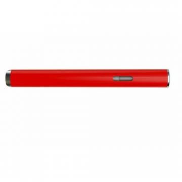 Bulk Price Electronic Cigarette No Burnt a-Grade Supplier Disposable Pop Bar Vape Pen