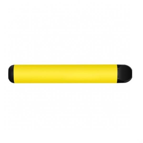 2020 Newest Top Quality Disposable 1000puffs Rechargeable Electric Cigarette Puff Flow #1 image